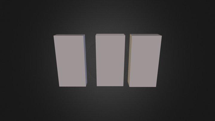 All 3 3D Model