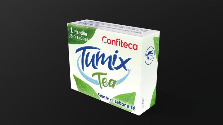 Tumix Tea 3D Model