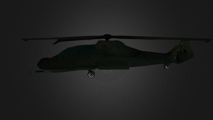 RAH66.obj 3D Model