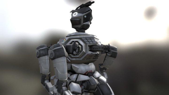 RB 3D Model