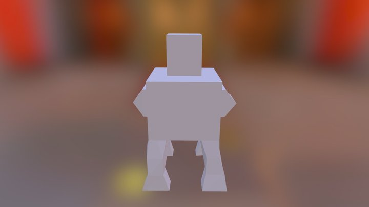 Robotopoly 3D Model