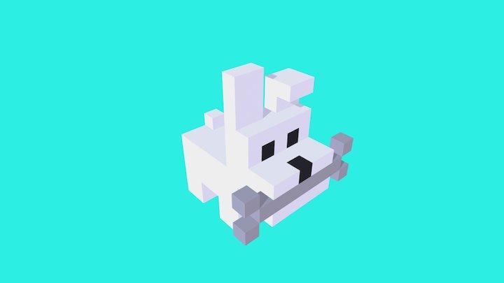 Foxy 3D Model