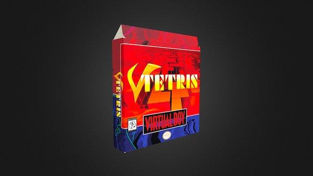 V-Tetris Box 3D Model
