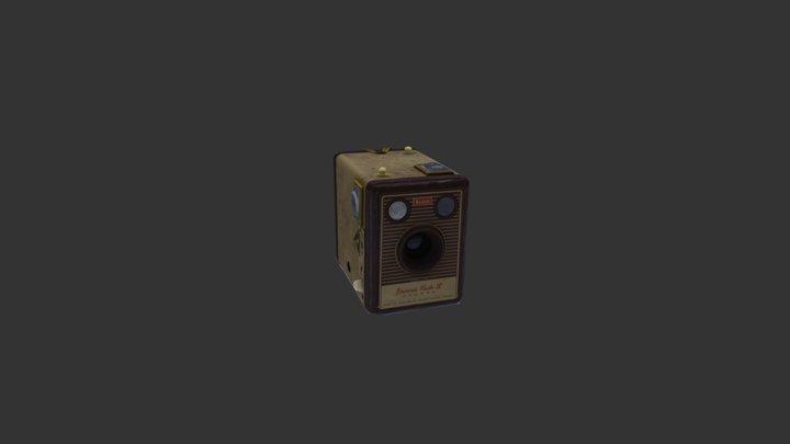 Kodak_Brownie 3D Model