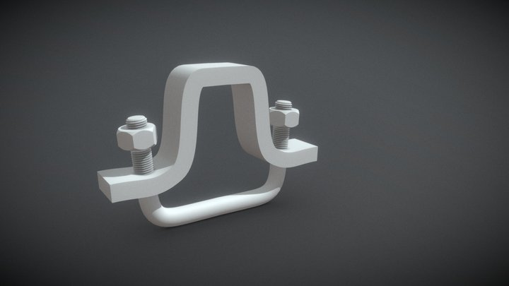 Krepej 3D Model