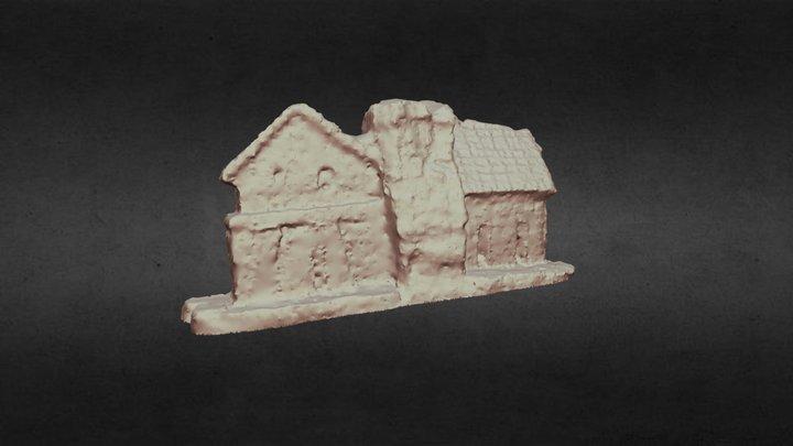 Casap 3D Model