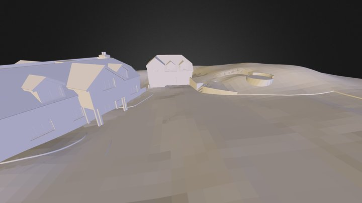 1441 Moonshadow 3D Model