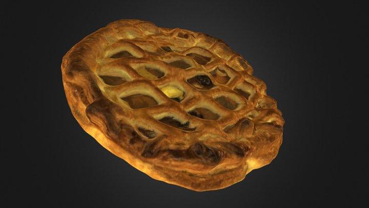 The Apple Pie 3D Model