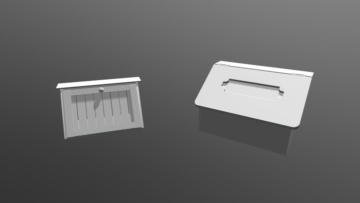 bread box :) 3D Model