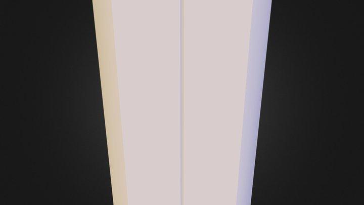 Montante002 3D Model