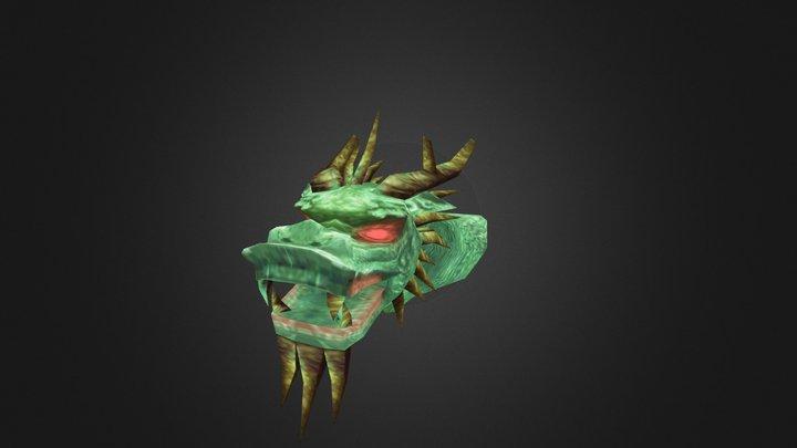 Dragonhead 3D Model