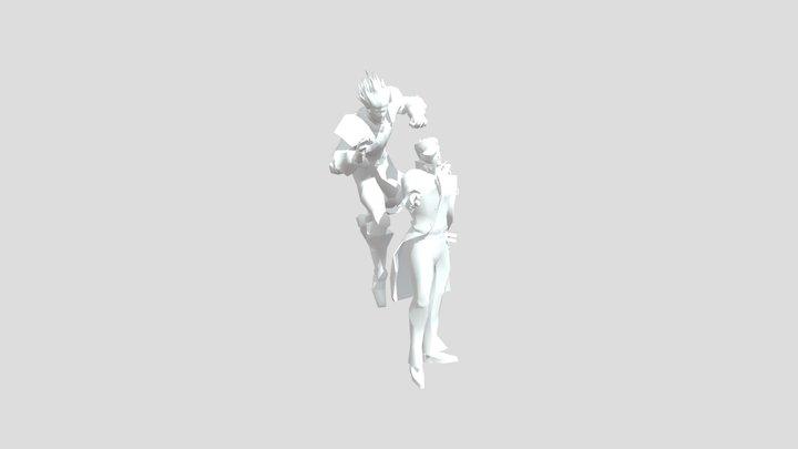 Jotaro | Jojo's Bizarre Adventure:DR 3D Model