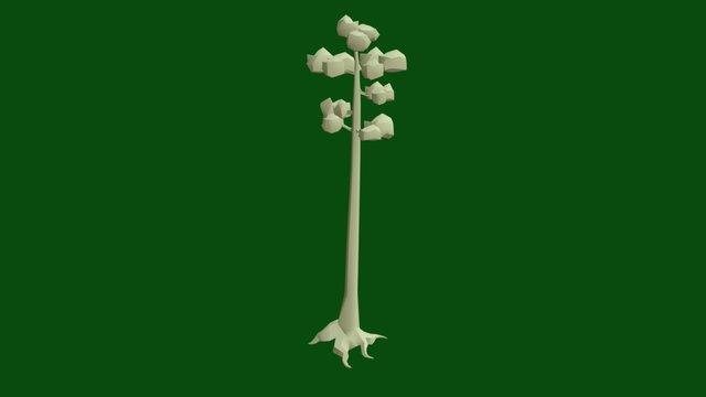 Tree II 3D Model
