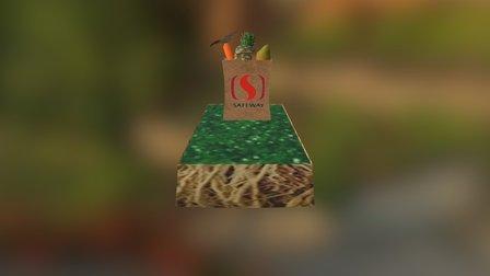 Safeway Float 3D Model