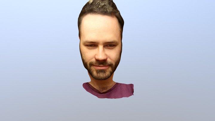 Practice scan 3D Model