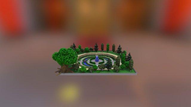 Garden (InchiBattle [1.8] [v2.0]) 3D Model