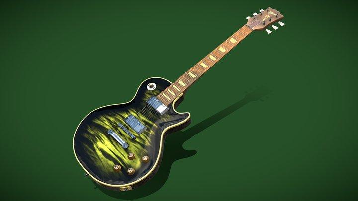Gibson Les Paul Standard 3D Model