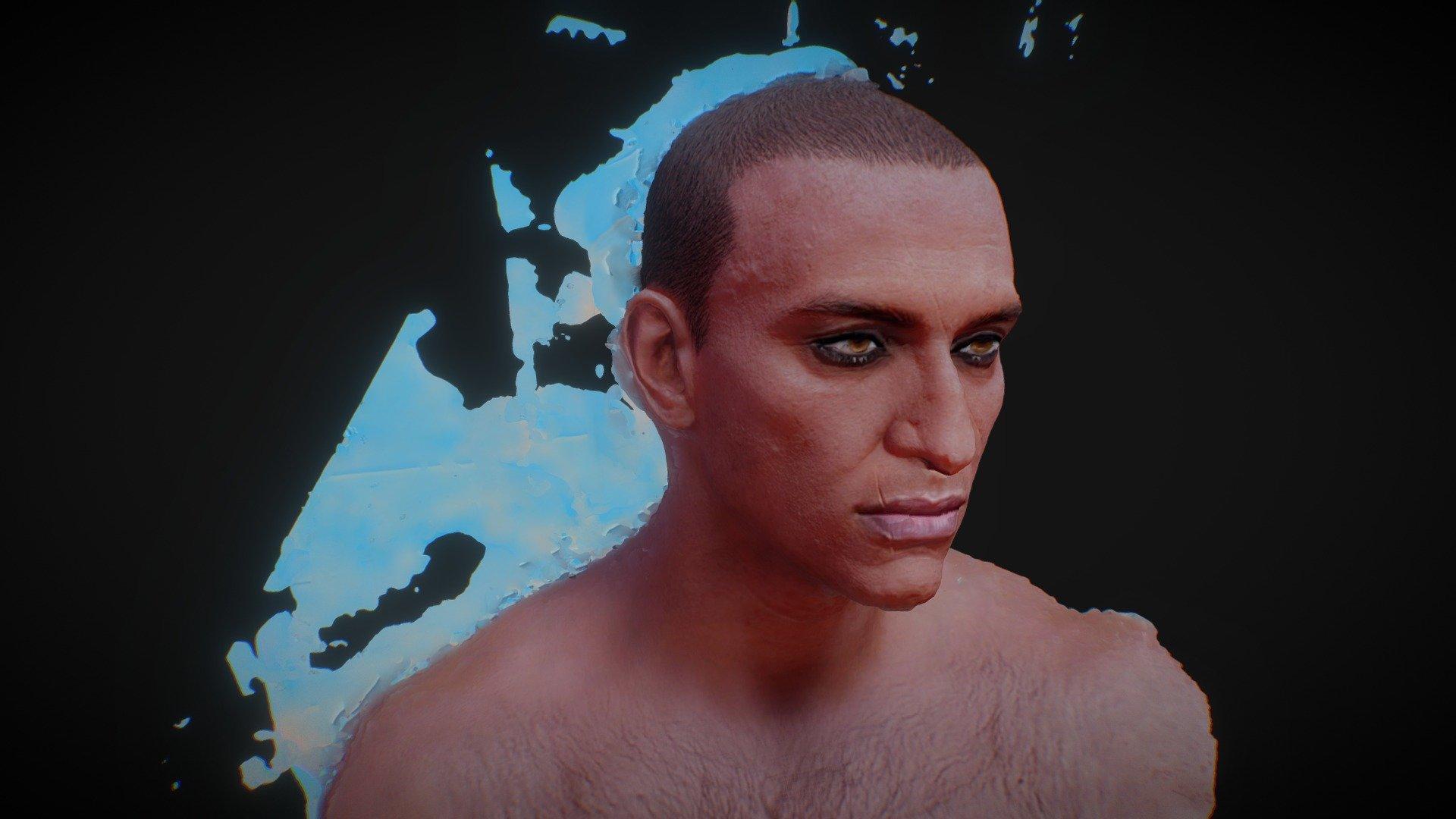 Bayek Assassin S Creed Origins 3d Model By Twitte King