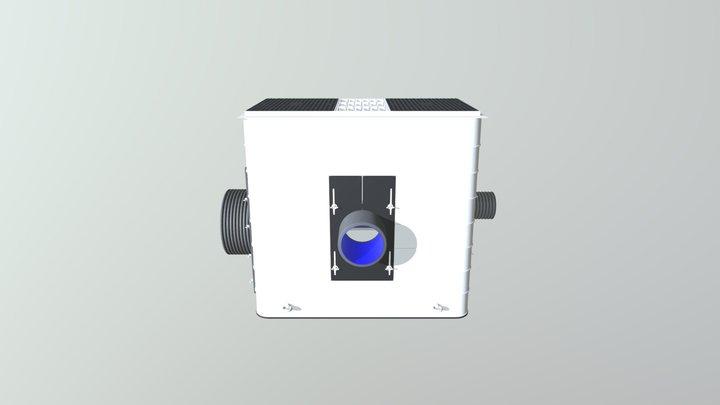 FLIXI 3D Model