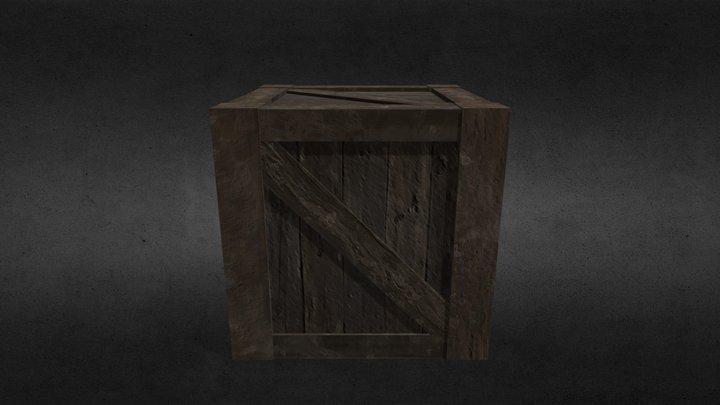 DbD_PropBox_02 3D Model