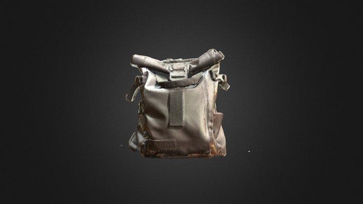 WANDRD PRVKE series backpack 3D scan 3D Model