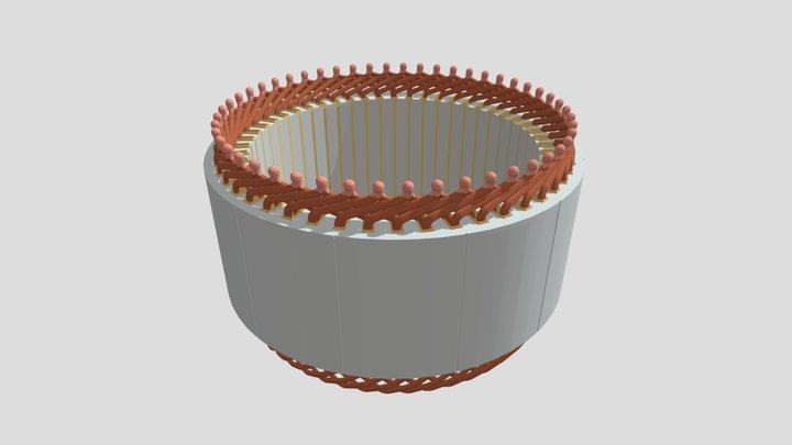 E Motor Sketchfab 3D Model
