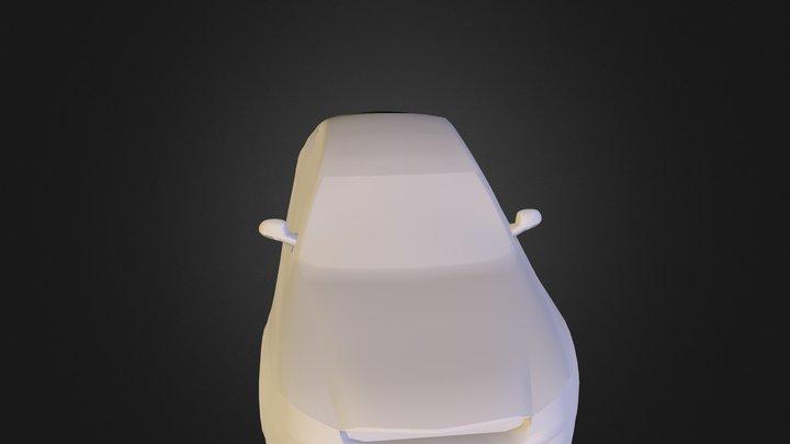 CAR8_2 3D Model