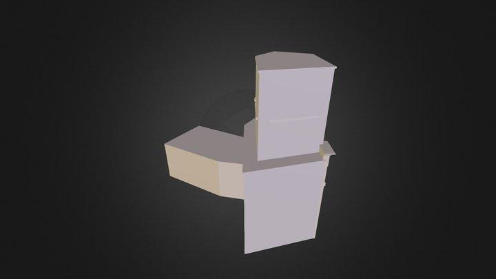 city road 3 stl 3D Model
