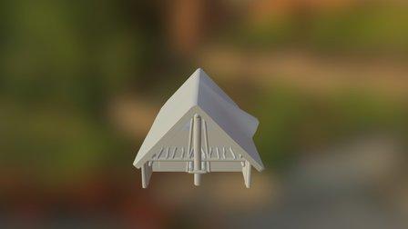 Steentijd Gebouw 3D Model