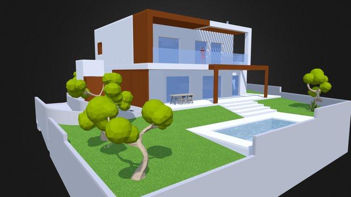 La Quinta Jose María Iborra V3 3D Model
