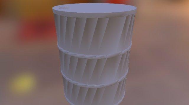 Xx 3D Model