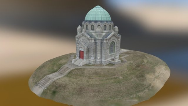 Most Holy Redeemer - Agisoft Processing 3D Model