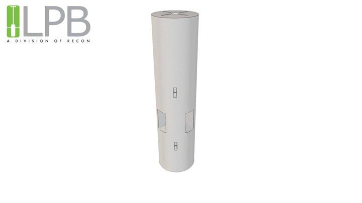 LPB Legacy - 8 Foot 3D Model