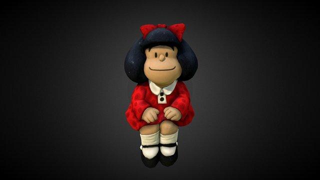 Mafalda2k_test_02 3D Model