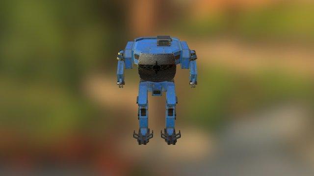 Mechfinal 3D Model