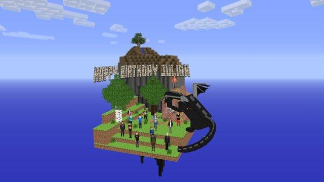 Happy Birthday Julian 3D Model
