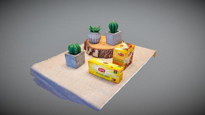 2020-04-06 Kompozycja 3a 3D Model