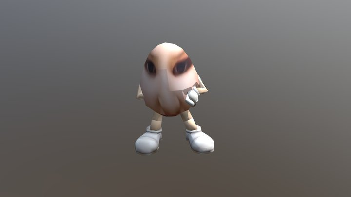bubberbichtest12 3D Model