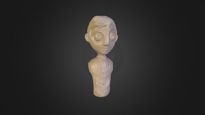 jkCartoon 3D Model