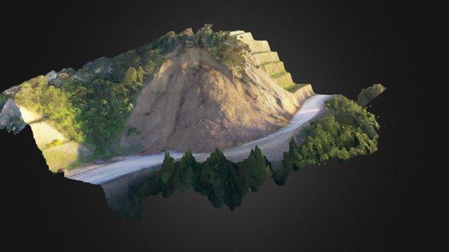 Maraunui Slip 3D Model