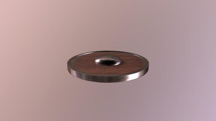 Shield - Low Res 3D Model