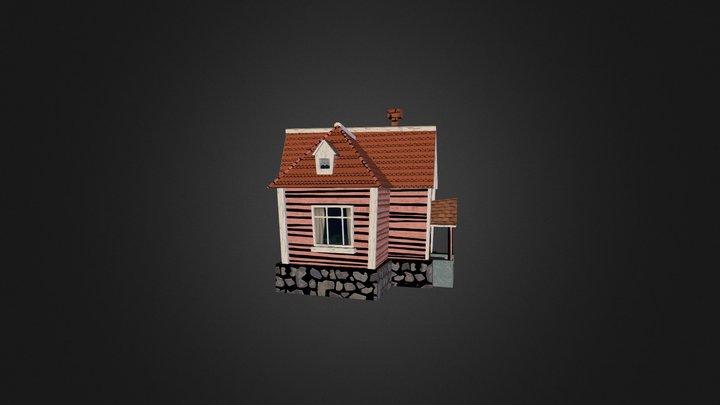usual_bld_h 3D Model