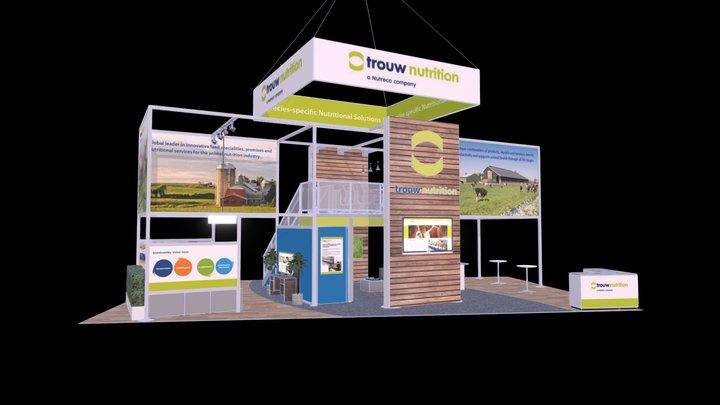 Trouw Nutrition 3D Model