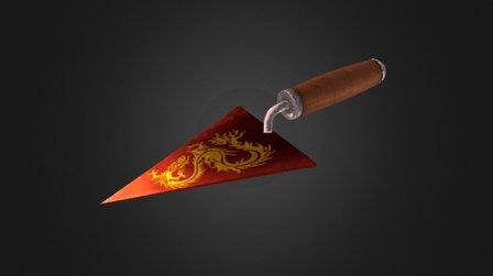 [Cross Fire] Bay Red Dragon 3D Model