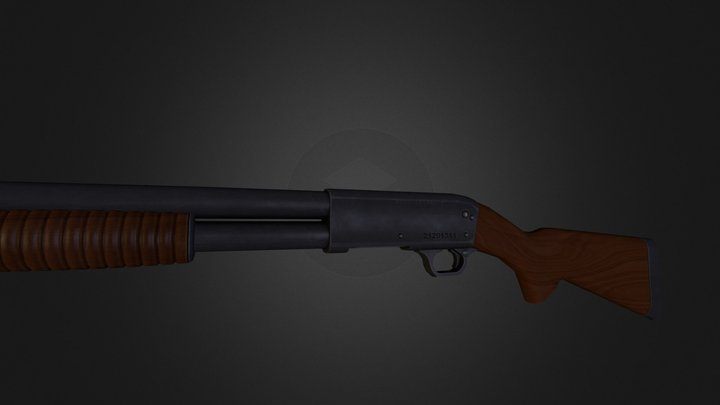 M37 3D Model