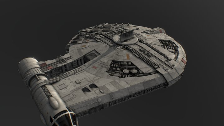 Outrider 3D Model