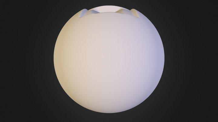 Blob 3D Model