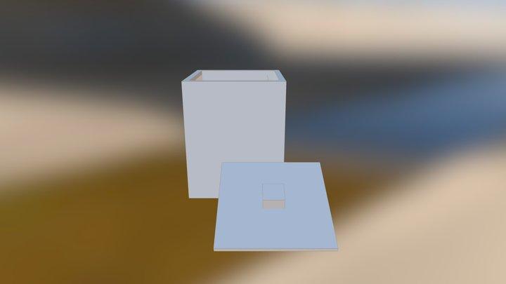 TIKI Pinhole  3D Model