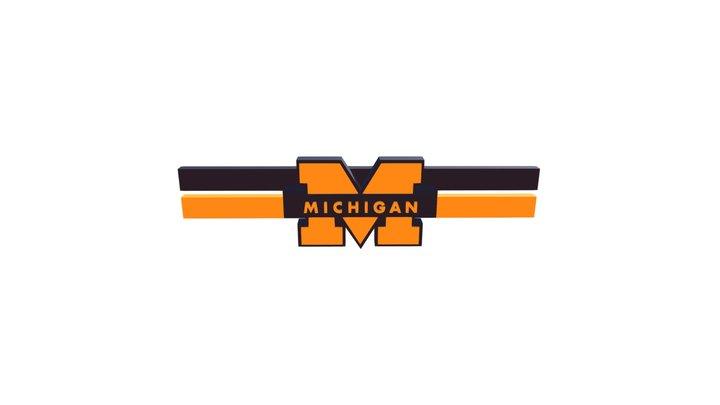 Michigan 3D Model