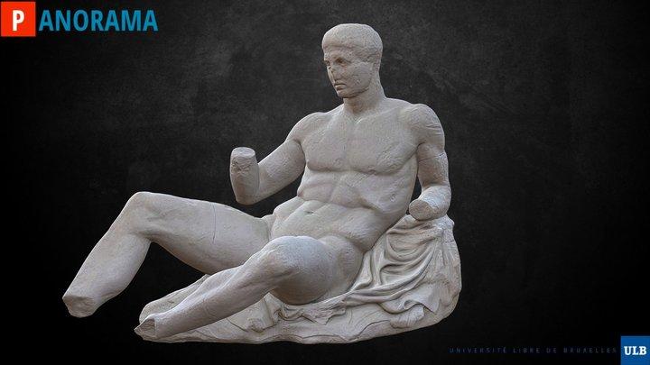 Dionysos (Thésée) 3D Model